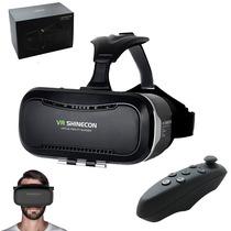 New Vr Shinecon 2.0 Lentes De Realidad Virtual 3d + Control