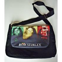 Bolsa Bob Marley Em Tecido