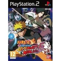 Patche Naruto Ultimate Ninja5 (gameplay2)