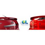 Aleron New Yaris Sedan Plastico Abs- Ol Importaciones