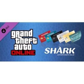 Gta V Pc Online Red Shark Cash Card - 100.000 Original Promo