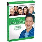 Everybody Loves Raymond 2ª Temporada-original/lacrado-5dvd