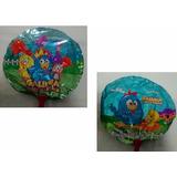 Balão Galinha Pintadinha (20cm Cto De Mesa) - Pacote Com 25