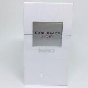 Perfume Dior Homme Sport 125ml - 100% Original+2 Amostras.