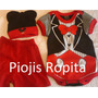 Sets Disfraz Mickey 3p Body Short Gorro Y Tamb Ropa Gap Polo