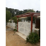 Preciosa Cabaña En Condominio Portada Del Quisco.algarrobo