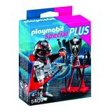 Muñeco Playmobil Caballero Con Armeria 5409 Juguete Nene