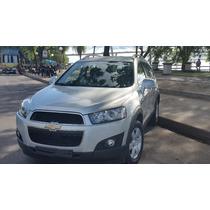 Chevrolet Captiva 2.4 N Lt Mt 4x4 (167cv) (l12)