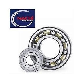 02 Rolamento Nachi Roda Dianteira Suzuki 6302 Gs 500