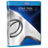Blu Ray Star Trek Jornada Nas Estrelas 2 - 3 Temporadas