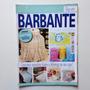 Revista Faça Arte Barbante Crochê Organizado Decorativo N°15