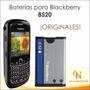 Baterías Nuevas Y Originales Blackberry 8520