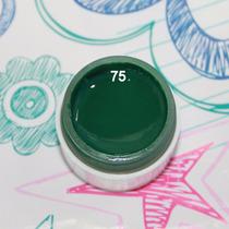 1 Gel Uv Colorido Unha Esmalte Gel Acrigel Verniz Cor 7ml