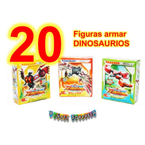 20 Lego Dinosaurio Economico Juguete Piñata Mayoreo Bolo