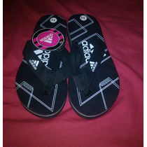 Cholas Adidas Sandalias Chancletas Plataforma