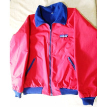 Campera Hombre Marc Patagonia Imperm Forro Polar Talle Large