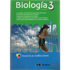 Biología 3 Doce Orcas Nueva Edición Libros De Texto