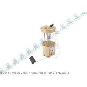 Sensor De Nivel C/ Modulo Sprinter 311 313 Promocao!