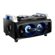 Mini Hi-fi System 120w Rms Ms 8300 Lenoxx Bluetooth Usb Sd