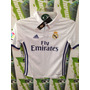 Jersey Adidas Real Madrid 100%original 2017 De Niño Remate