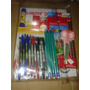 Material Escolar Para Meninas - Kit 28 Itens