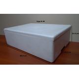 Caja De Tecnopor Exportacion De Congelados