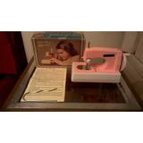 Antigua Maquina Coser Norita Caja Como Nueva Año 70