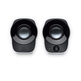 Bocinas Logitech Z120 Blancas + Audífonos Gratis