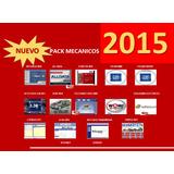 Pack Mecánico Alldata 10.5 + Mitchell Ondemand5+disco Duro