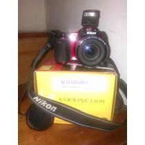 Camara Nikon Coolpix L830 Nueva