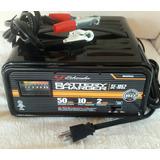 Cargador De Baterías 12 Voltios 2-10-50 Amperios