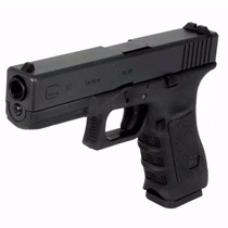 Pistola We Glock17 Co2 6mm 25 Bbs Esfericos Garrafa 1000ml