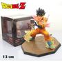Figura Muñeco Son Goku Kame Hame Ha Dragon Ball - Envios!!