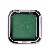 Sombra Kiko Milano Smart Eyeshadow - Cor Pine Green