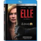 Blu Ray Elle - Isabelle Hupert - Legendado. Lacrado