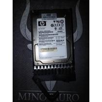 Disco Duro 72gb 15k Scsi Sas 2.5 Para Servidor Con Cady Hp