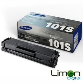 Recarga De Toner Samsung Mlt-d101s 101 Ml 2165 Scx 3405f