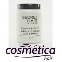 Máscara Cristalização Dos Fios Secret Hair System 500g