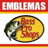 Emblema Plastico - Bass Pro Shops Para Vehiculos