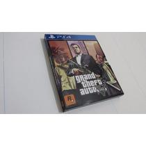 Box De Proteção Gta V (grand Theft Auto V) Ps4/xbox One*