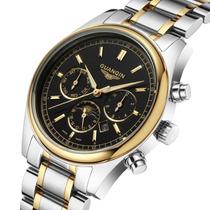 Guanqin, Excelente, Fino Y Elegante Reloj Para Caballero