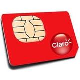 Chip Claro Redes Ilimitadas,rpc Ilimitado +2gb+400minutos