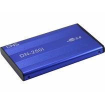 Case Disco Duro Externo 2.5 Pulgadas Ide A Usb 3000gb- Te670