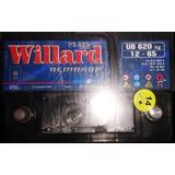 Bateria Willard Ub620 12v 65 Amp. Ag Calcio Plata