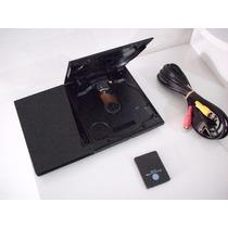 Playstation 2 Slim+10 Jogos (( Frete 25,00 Para Todo Pais )