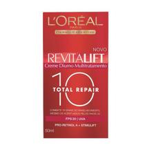 Creme Diurno Revitalift Total Repair 10 L´oréal Fps20 50ml