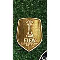 Parche Campeon Del Mundo 2010. Inter De Milan