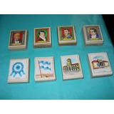 Figuritas Escolares Antiguas De Historia Argentina (caja)