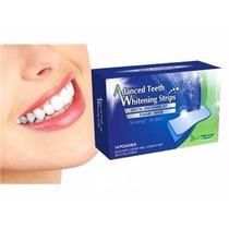 Clareador Dental Kit 28 Fitas Branqueadora Whitestrips Dente