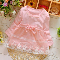 Vestidos Importados Bebe Niña Nena Invierno Otoño Nuevo